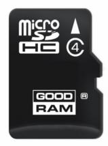 Карта памяти GOODRAM 8GB micro SD Class 4