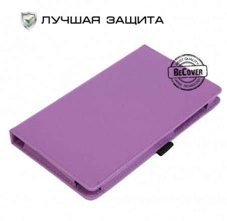 Чехол BeCover Slimbook для Lenovo Tab 2 A10-70/Tab 3 Business X70F Purple