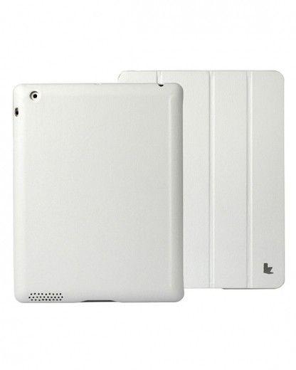 Чехол-книжка для iPad Jison Executive Smart Cover White (JS-IPD-06H00) for iPad 2/3/4