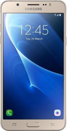Мобильный телефон Samsung J710F Galaxy J7 2016 Gold (SM-J710FZDUSEK)