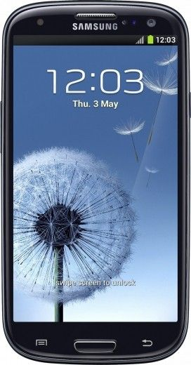 Мобильный телефон Samsung Galaxy S III I9300i Onyx Black