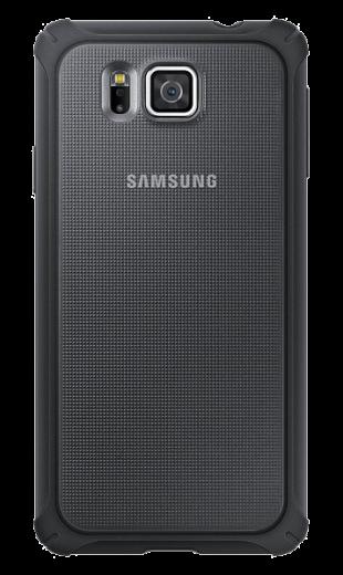 Накладка Samsung для Samsung Galaxy Alpha G850F Silver (EF-PG850BSEGRU)