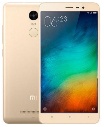Мобильный телефон Xiaomi Redmi Note 3 Pro 3/32GB Gold