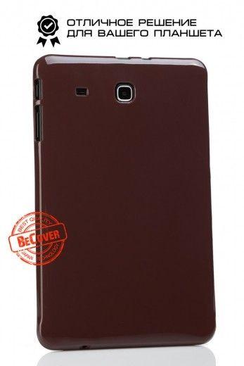 Силиконовый чехол BeCover для Samsung Tab E 9.6 T560/T561 Brown
