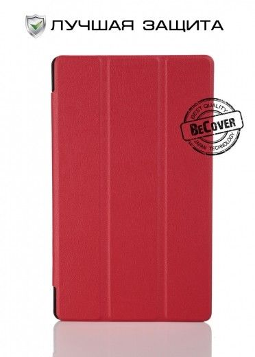 Чехол-книжка BeCover Smart Case для Asus ZenPad 8 Z380 Red