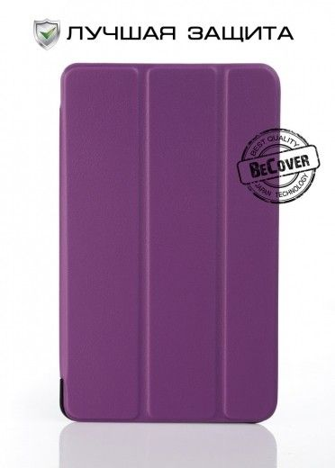 Чехол-книжка BeCover Smart Case для Acer W1-810 Purple