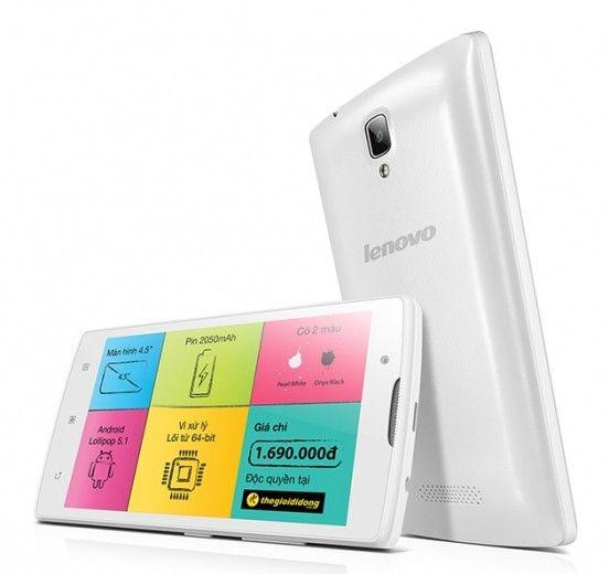 Мобильный телефон Lenovo A2010 White