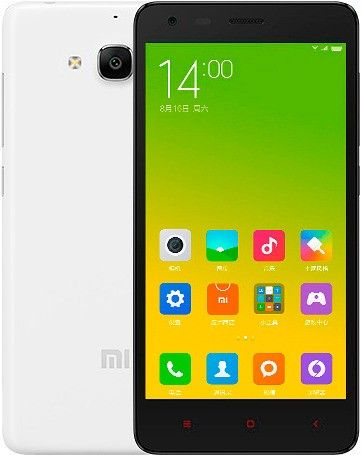 Смартфон Xiaomi Redmi 2 White
