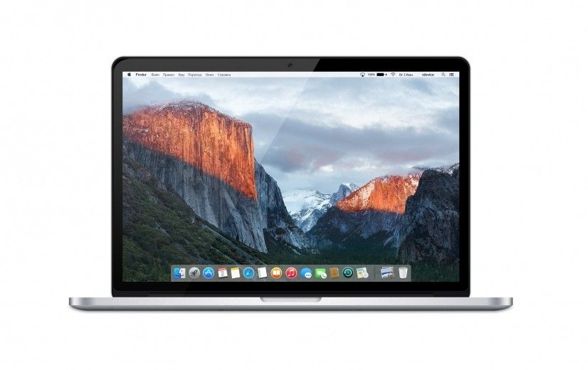 Ноутбук Apple MacBook Pro Retina 15