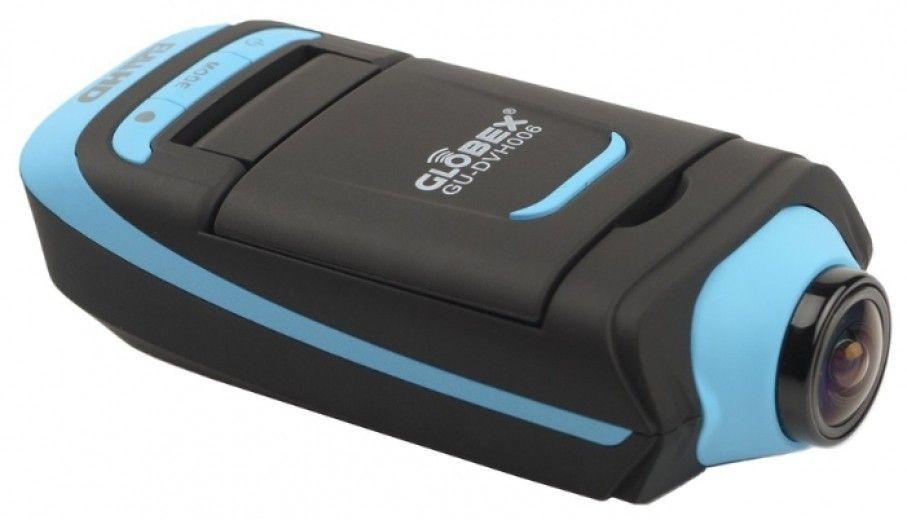 Экшн-камера Globex GU-DVH006