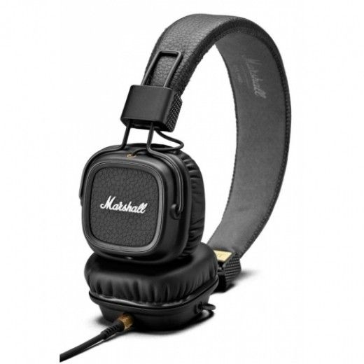 Наушники Marshall Major II Black (4090985)