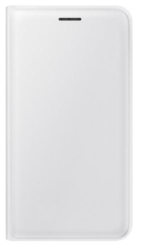 Чехол-книжка Flip Wallet для Samsung J1 2016 White (EF-WJ120PWEGRU)