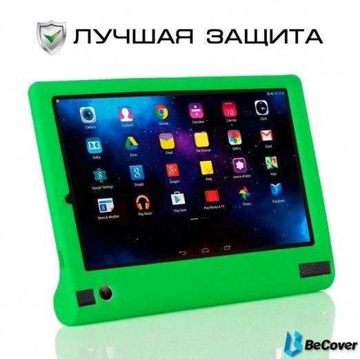 Силиконовый чехол BeCover для Lenovo Yoga Tablet 3-850 Green