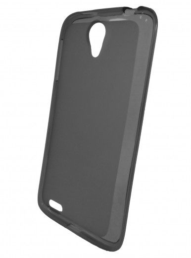 Чехол GlobalCase (TPU) для Lenovo S820 Black
