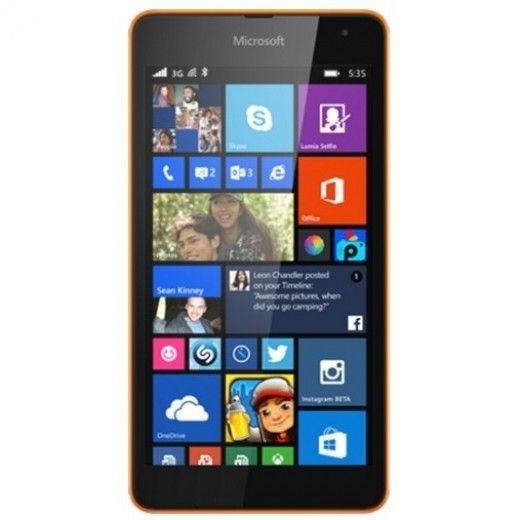 Смартфон Microsoft Lumia 535 DS Orange