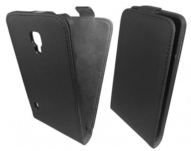 Чехол GlobalCase (Flip) для LG P715 L7 II Black