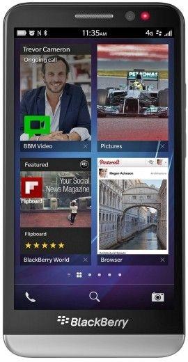 Мобильный телефон BlackBerry Z30 Black