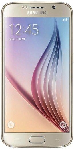 Мобильный телефон Samsung Galaxy S6 32Gb G920F (SM-G920FZDASEK) Gold