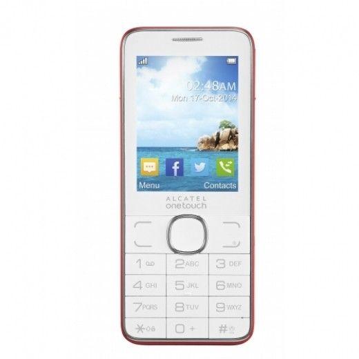 Мобильный телефон Alcatel One Touch 2007D Red