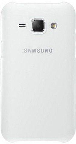 Накладка Samsung EF-PJ100B для Samsung Galaxy J1 J100H White (EF-PJ100BWEGRU)