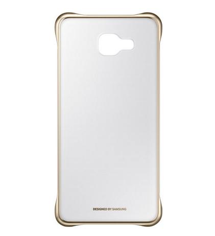 Чехол Samsung A710 EF-QA710CFEGRU Gold