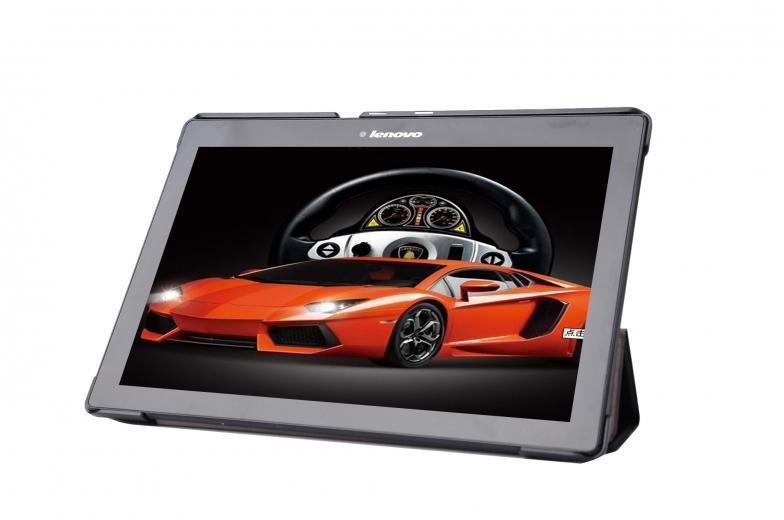 Обложка AIRON Premium для Lenovo Tab 2 A10 Black