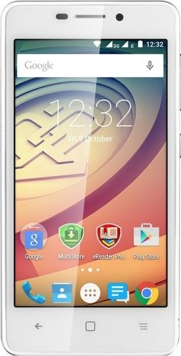 Мобильный телефон Prestigio MultiPhone 3457 Wize F3 White