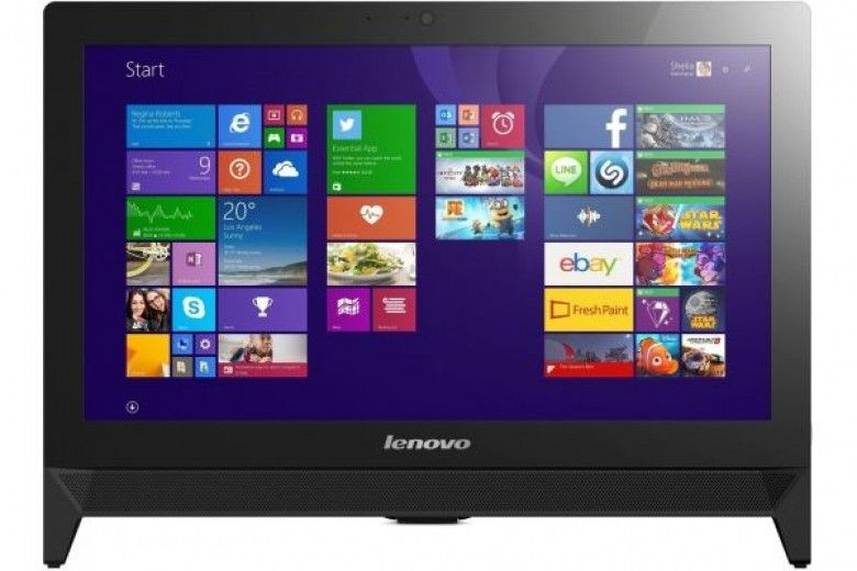 Моноблок Lenovo C20-00 (F0BB0047UA) Black