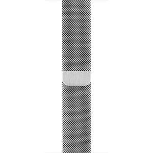 Ремешок Milanese Loop для Apple Watch 38мм (MJ5E2) Silver