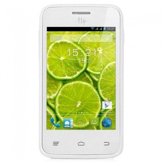 Мобильный телефон Fly IQ434 Era Nano 5 White