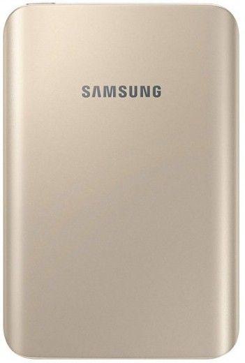 Портативная батарея Samsung EB-PA300U 3000 mAh Gold (EB-PA300UFRGRU)