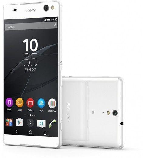 Мобильный телефон Sony Xperia C5 Ultra E5533 White