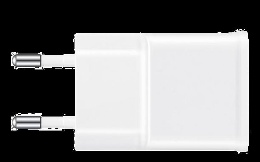 Сетевое зарядное устройство Samsung EP-TA12EWEUGRU White