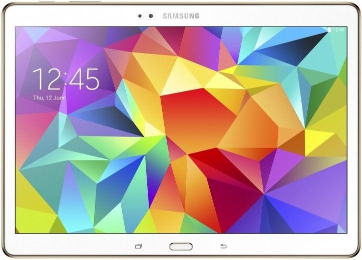 Планшет Samsung Galaxy Tab S 10.5 16GB LTE Dazzling White (SM-T805NZWASEK)