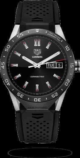 Смарт часы TAG Heuer Connected Black