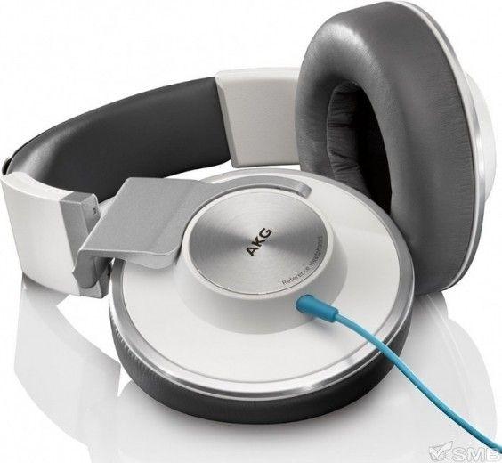 Навушники AKG K551 White (K551WHT)