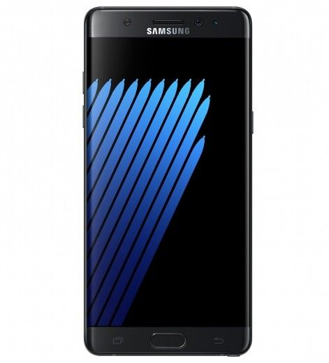 Смартфон Samsung Galaxy Note 7 64GB (SM-N930) Black