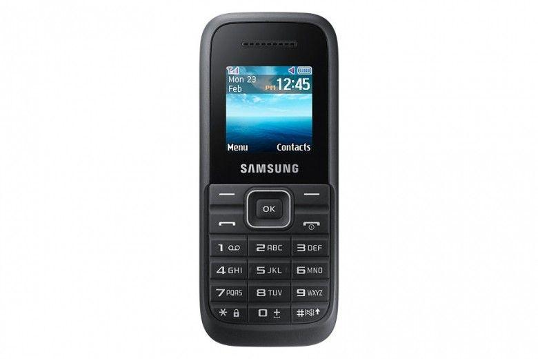 Мобильный телефон Samsung Keystone3 (SM-B105E) SS Black