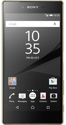 Мобильный телефон Sony Xperia Z5 Dual Premium E6883 Gold