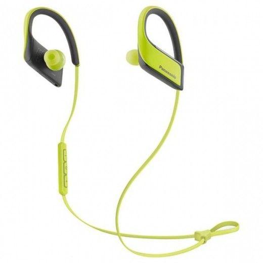 Навушники Panasonic RP-BTS30GC-Y Yellow
