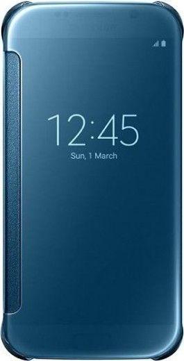 Чехол Samsung Zero для Samsung Galaxy S6 Blue (EF-ZG920BLEGRU)