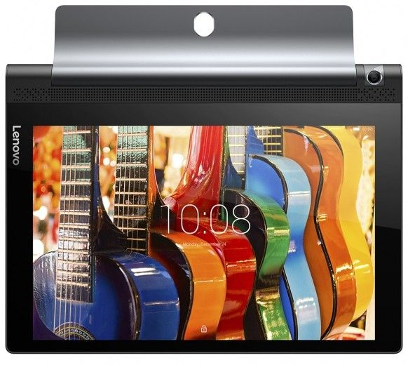 Планшет Lenovo Yoga Tablet 3-X50 WiFi 16GB (ZA0H0015UA) Black