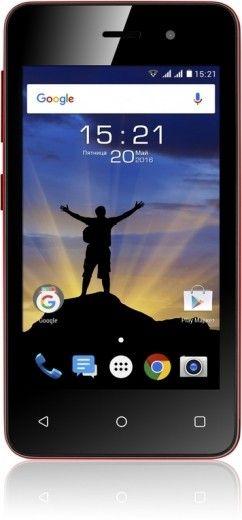 Мобильный телефон Fly FS405 Stratus 4 Red