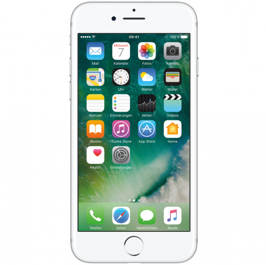 Смартфон Apple iPhone 7 Plus 128GB (MN4P2) Silver