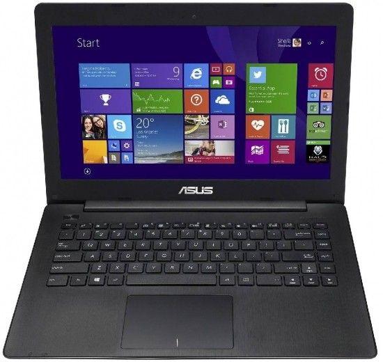 Ноутбук Asus X453SA (X453SA-WX078D) Black