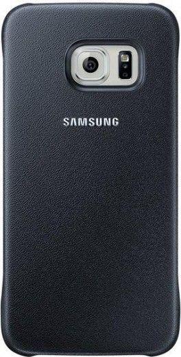 Накладка Samsung Zero S6 для Samsung Galaxy S6 Black (EF-YG920BBEGRU)