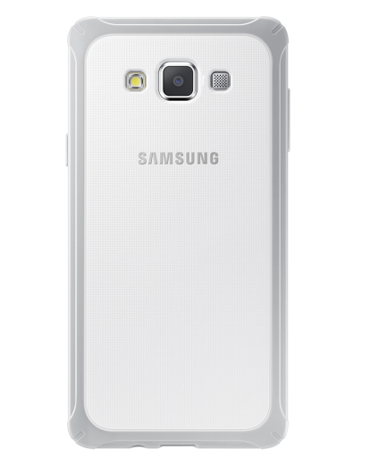 Накладка Samsung Protective Cover для Samsung Galaxy A7 Light Grey (EF-PA700BSEGRU)