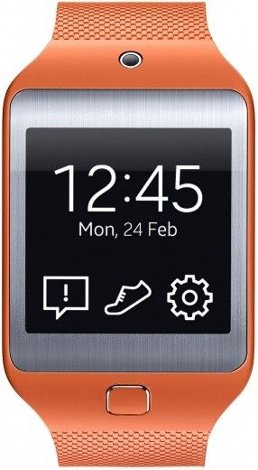 Смарт часы Samsung Gear 2 Neo (SM-R3810ZOASEK) Orange