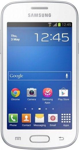 Мобильный телефон Samsung S7390 Galaxy Trend Ceramic White