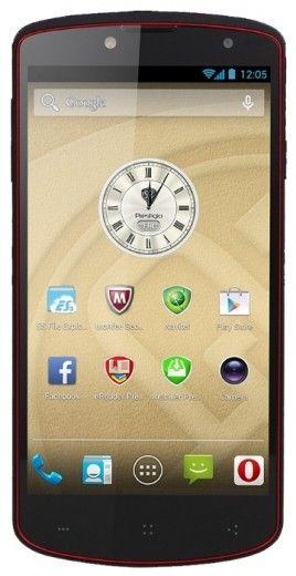 Мобильный телефон Prestigio MultiPhone 7500 16GB Black